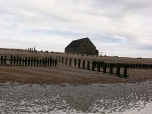 The Mary Stanford lifeboat house