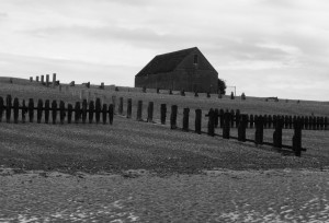 Old Lifeboat House (Mary Stanford) Rye Harbour Sussex