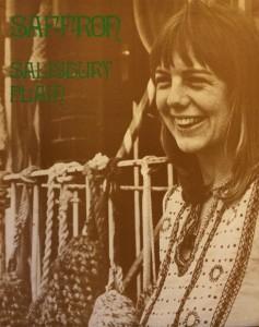 Image of Vinyl Album Cover of the album 'Salisbury Plain' by Saffron Summerfield