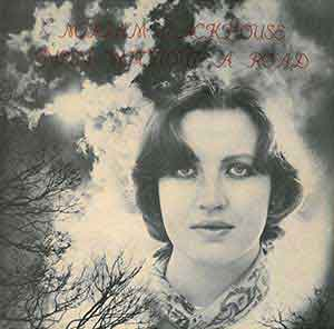 Image of the front cover of the album 'Gypsy Without a Road' by Miriam Backhouse