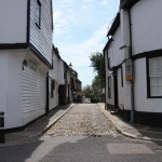 saffron summerfield photos of Watchbell street Rye